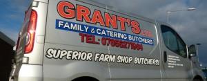 Grants Van